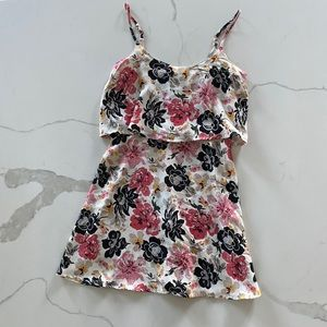 Abercrombie and Fitch floral dress in size xs